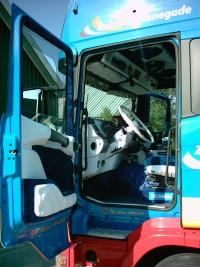 Binnenbekleding Scania 4 Serie