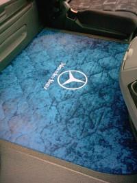 Binnenbekleding Mercedes Benz Actros MP2