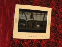 Ingebouwde DVD met flatscreen